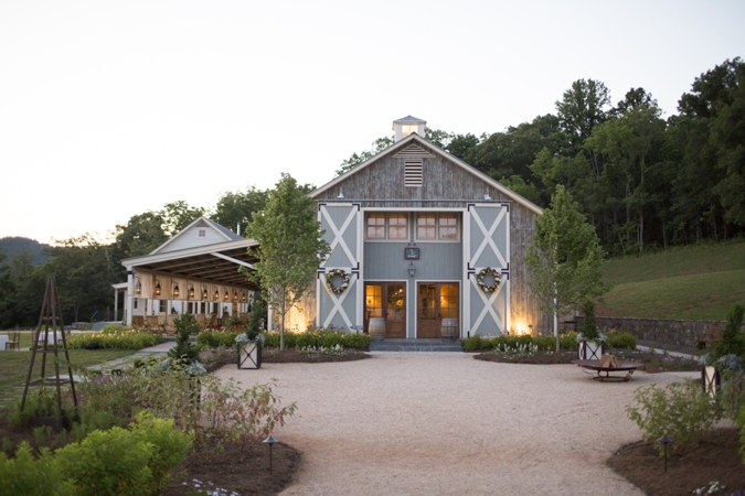 Pippin hill farm vineyards top 50 most romantic wedding for Most romantic wedding venues