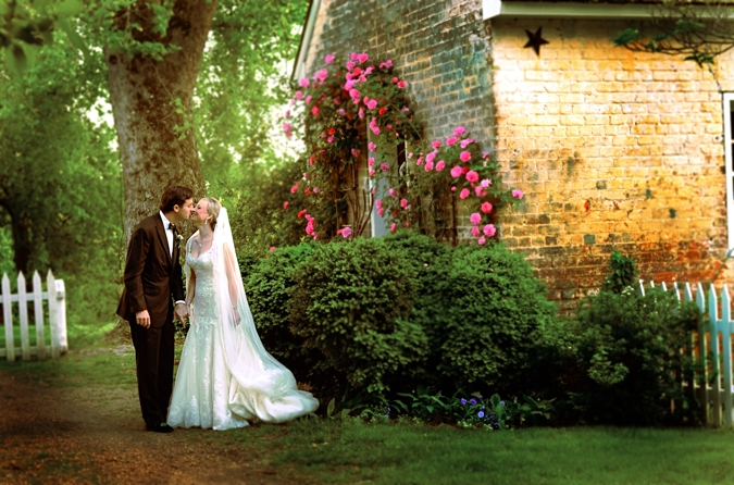 Real Wedding Wednesday Isabelle And Mike S Tuckahoe Plantation